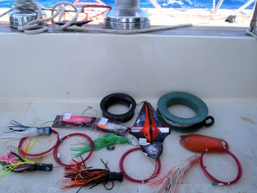 $500 worth of no catching gear.