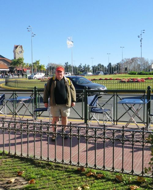 City park in el Tigre, Argentina.