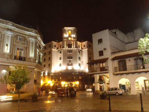 Grand Hotel Salta.