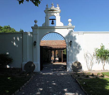 Bodega Esteco, Cafayate.